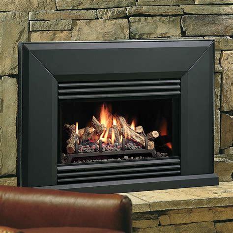 kingsman vfi series fireplace insert pro gas shore