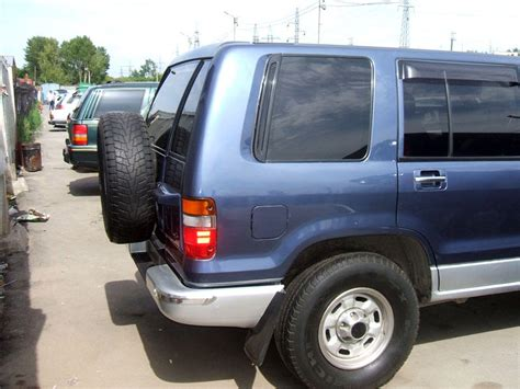 blue book used cars values 1997 isuzu oasis electronic toll collection service manual how to syphon gas from a 1997 isuzu oasis planetisuzoo com isuzu suv club