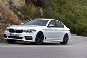 Bmw 540i 2017 Bmw 540i M Sport Drive Review Automobile Magazine