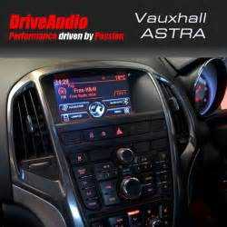 Vauxhall Astra Sat Nav Vauxhall Astra J Premium Navigation Media System