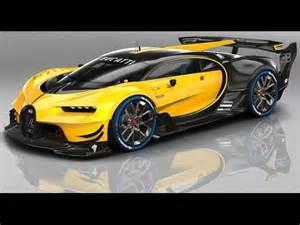 2016 ultra bugatti gran turismo unveiled driving concept