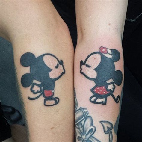 cool couples tattoos 20 matching ideas for to create a lasting