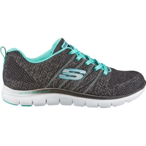 academy sports womens shoes skechers s flex appeal 2 0 high energy shoes academy
