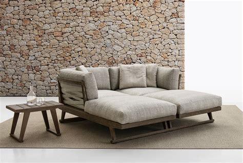 gio outdoor sofa by antonio citterio for b b italia