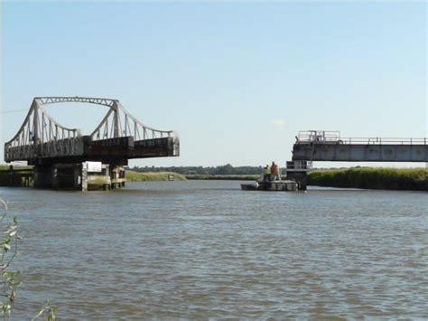 somerleyton swing bridge historic broads swing bridges to undergo essential repair work