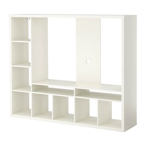 lappland tv storage unit white ikea