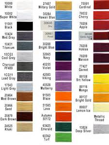 nrf color codes embroidery thread colors heat embroidery pages