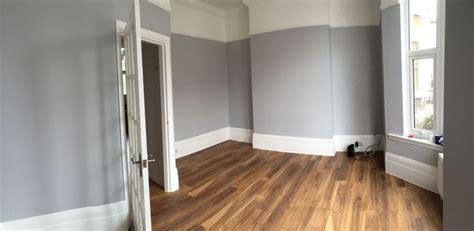 dulux grey steel   kronos original appalachain floor
