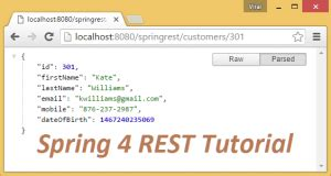 rest template tutorial tutorials tips tricks viralpatel net