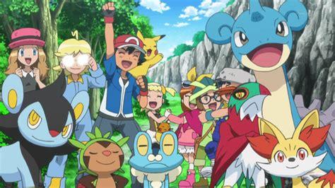 nuevas imagenes de pokemon xy especial d 237 a del ni 241 o anime