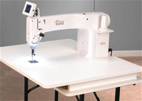 Tiara Quilting Machine baby lock tiara ii 16 quot sit longarm quilting machine