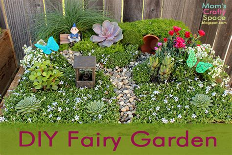 Home Decor Family Signs by Make Your Own Fairy Garden Happiness Is Homemade