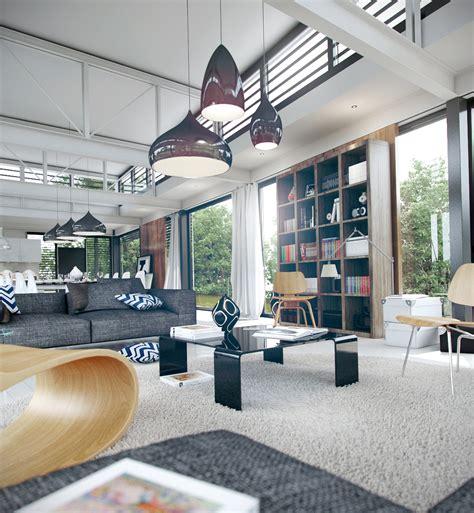 design house geneva modern house geneva on behance