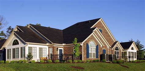 models cottages at feathers chapel epcon communities