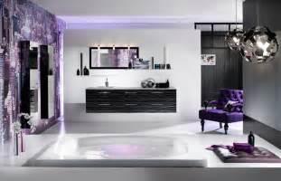 Pale Blue Shower Curtain Mesmerizing Purple Bathroom Designs