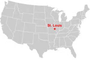 st louis on a map of the united states california meet small town usa the budweiser clydesdales