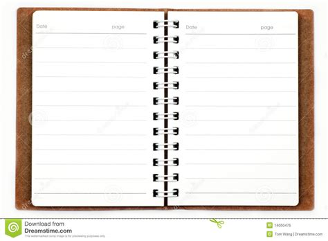 house and notebook royalty free stock photos image 25910908 blank background paper spiral notebook stock image