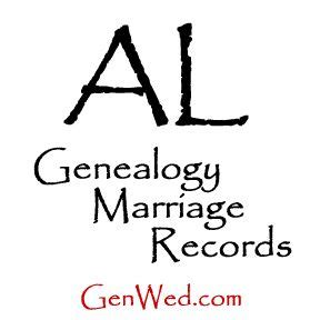 Birth Records Alabama Marriage Records On Search Marriage Records
