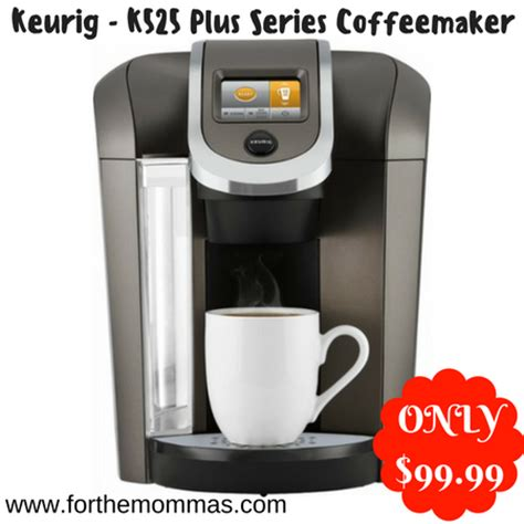 99 Gift Card - keurig k525 plus series coffeemaker only 99 99 with gift card ftm