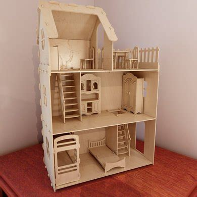 design   products big plywood doll house