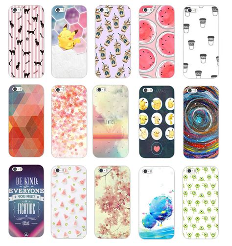 Casing Hp Cover Iphone 5 5s 5c 6 6s 6 Plus 6s Plus Armor new stylish design pattern back cover for