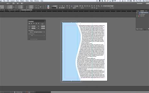 creating newsletter indesign ben halsall video production graphic design training