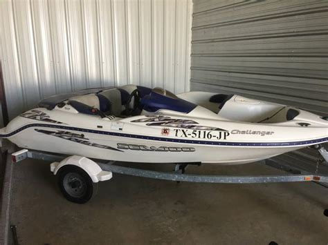 sea doo jet boat craigslist 1800 seadoo challenger vehicles for sale