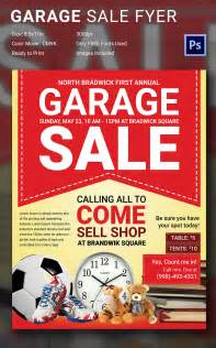 Garage Sale Template by Sales Flyers Templates
