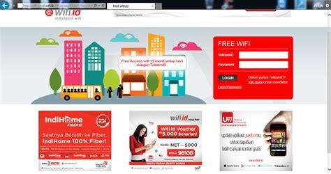 Berapa Memasang Wifi Indihome cara wifi id login terbaru gratis bagus java