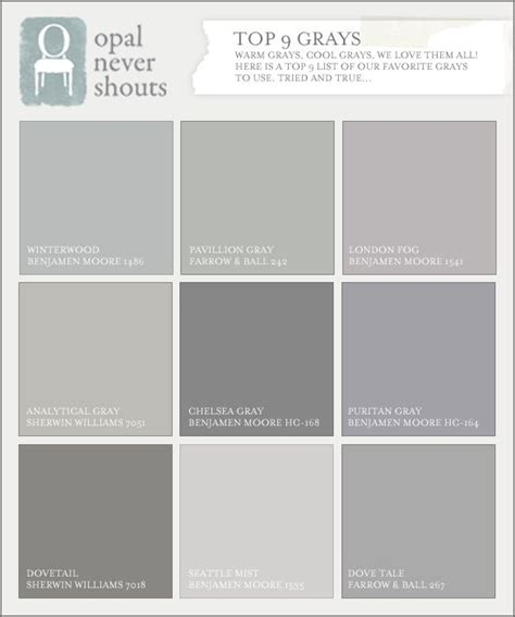 paint shades of grey pin by rhonda stephens on paint colors gray the perfect