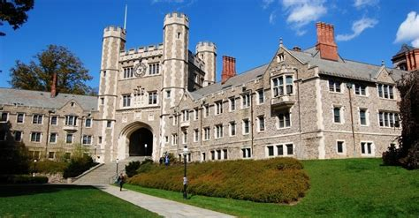 Princeton Mba College by Top 8 National Universities In The Us 2018