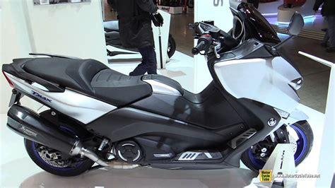 Aufkleber Yamaha Tmax by 2017 Yamaha Tmax 530 Sx Walkaround Debut At 2016 Eicma