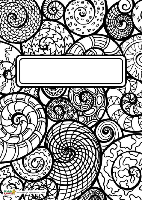 coloring page book cover free book covers for back to school and beyond