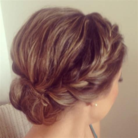 good hair braids messy updo braid good way to keep my hair from blowing