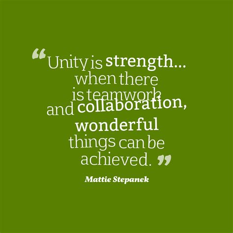 unity quotes unity is strength quote www pixshark images