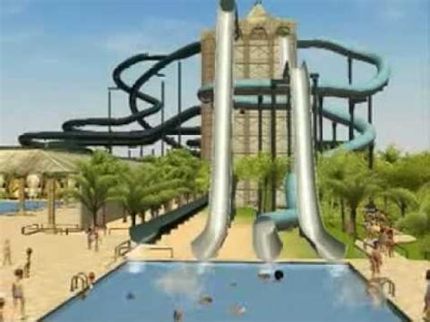 paradise cove water park youtube