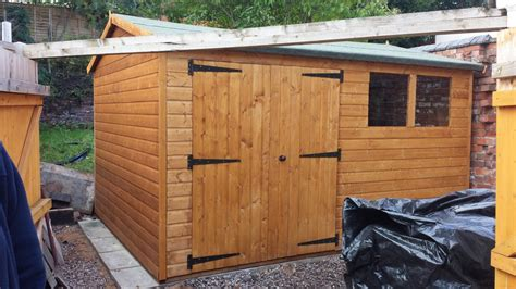 Assembled Garden Sheds by See Our Range Of Garden Sheds And Timber Buildings Gallery