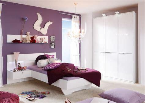 decoracion habitacion juvenil morada dormitorios para chicas en color morado ideas para