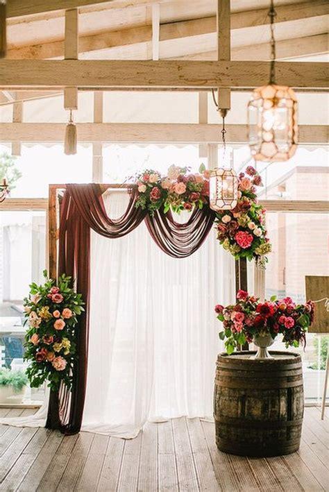 90 glamorous burgundy wedding ideas 56   Wedding themes