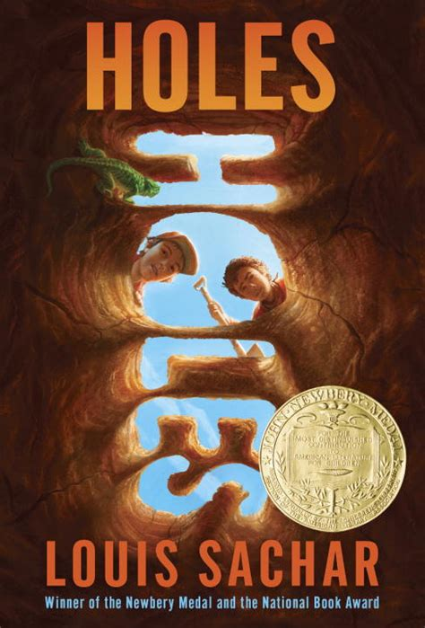 holes book pictures holes by louis sachar paperback booksamillion books