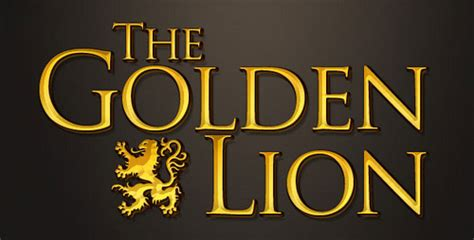 golden lion film club golden lion logo