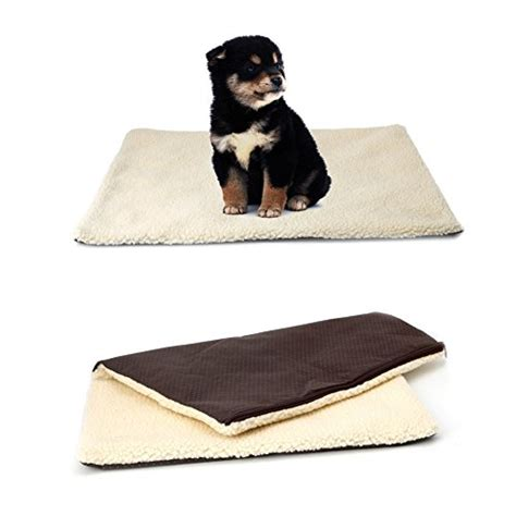 self heating dog bed delight eshop super soft self heating cat dog bed cushion