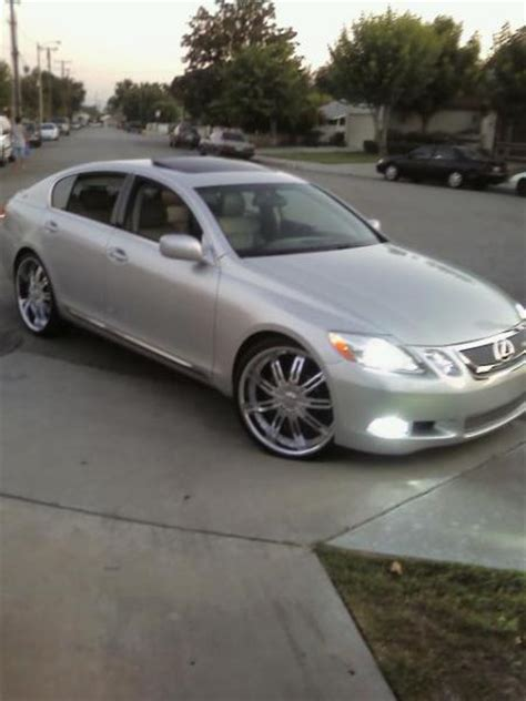 Lexus Gs300 Rims by 22 Inch Rims For Lexus Gs300