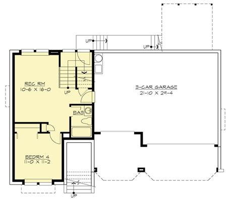 house plans for front sloping lots for the front sloping lot 23060jd architectural