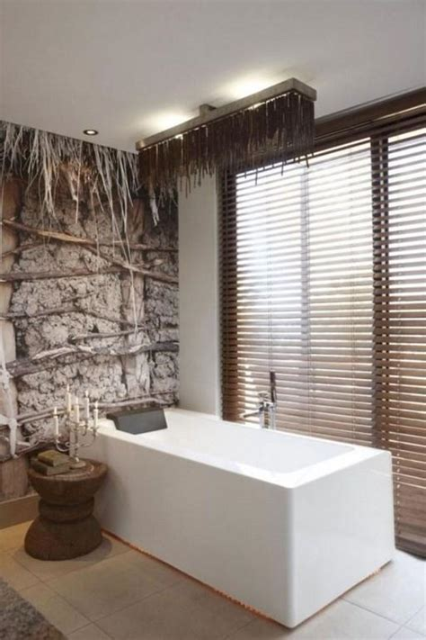 rustic modern bathroom 15 natural rustic bathroom design ideas rilane