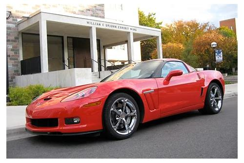 chevrolet corvette deals