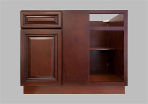 Blind Corner Base Cabinet by Lesscare Gt Kitchen Gt Cabinetry Gt Cherryville
