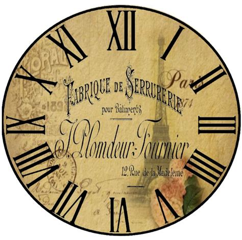 printable roman numeral clock 95 best images about clocks and cds on pinterest free