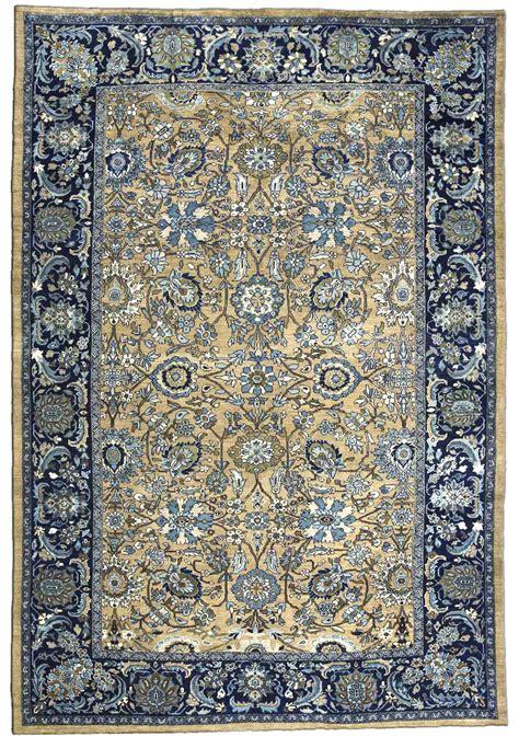 Persian Sultanabad Carpet Antique Persian Rug Antique Rug Antique
