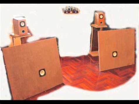 Century Plywood by Ob Open Baffle Fostex Fe 126 With Century Tattva Tube
